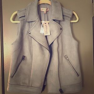 Other - Philosophy gray vest
